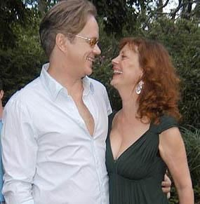 Susan Sarandon eşi Tim Robbins'den 12 yaş büyük.